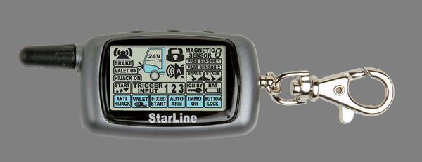 Брелок StarLine 24V