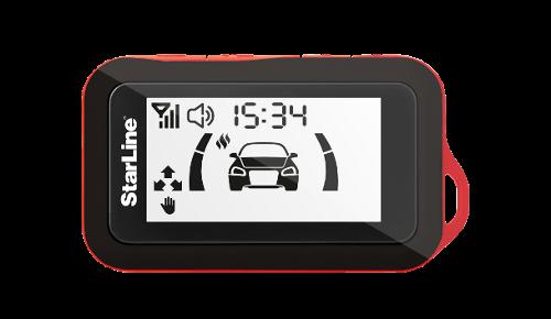 StarLine E96 v2 BT 2CAN+4LIN 2SIM GSM-GPS