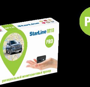 StarLine M18 Pro трекер