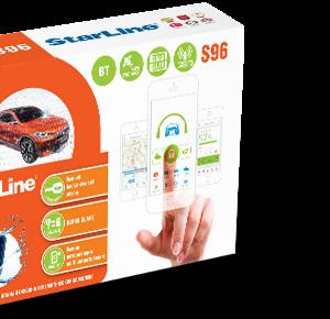 StarLine S96 BT 2CAN+4LIN 2SIM GSM-GPS